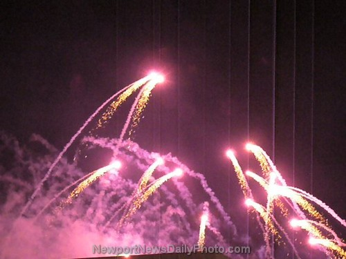 Hollydazzle Fireworks