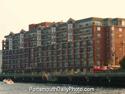 Admiral's Landing Condos in Olde Towne Portsmouth