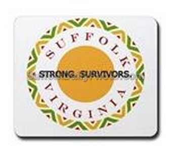 Suffolk Virginia Support Mousepad and Other Support Gear