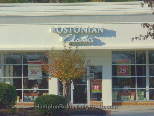 Clarks Bostonian Outlet - Williamsburg Prime Outlets