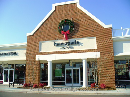 Kate Spade Outlet - Williamsburg Prime Outlets