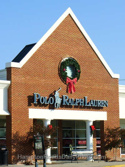Polo Ralph Lauren Outlet at Williamsburg Prime Outlets